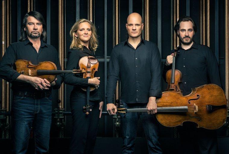 Artemis Quartet by Molina Visuals