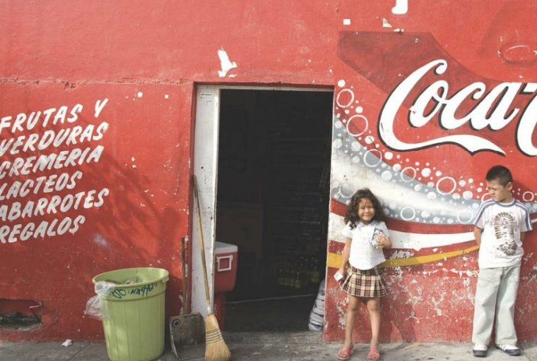 Coke in Mexico