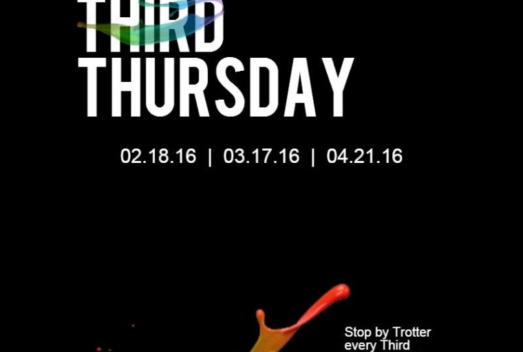 Third Thursdays Friday