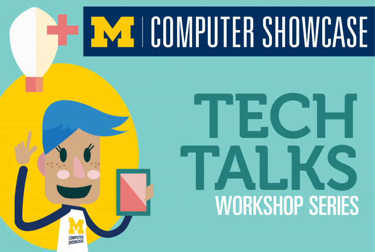 Computer Showcase Tech Talks