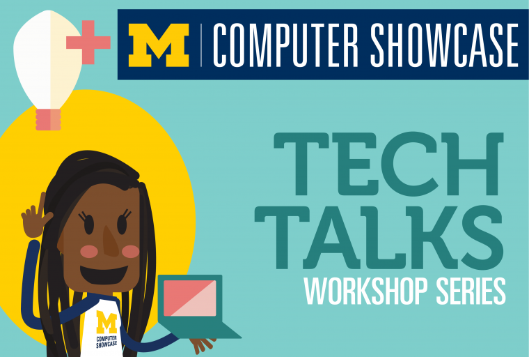 Computer Showcase Tech Talks