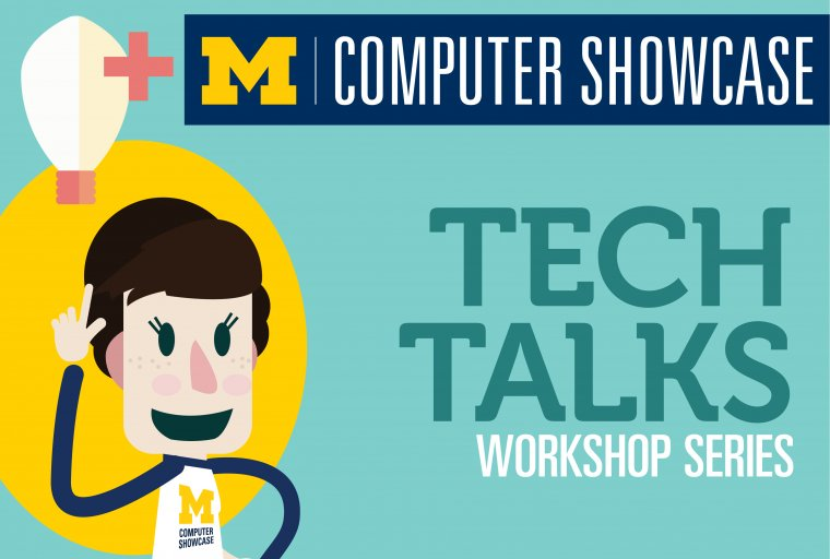Tech Talks Workshop Series