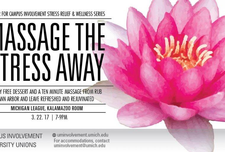 Massage The Stress Away