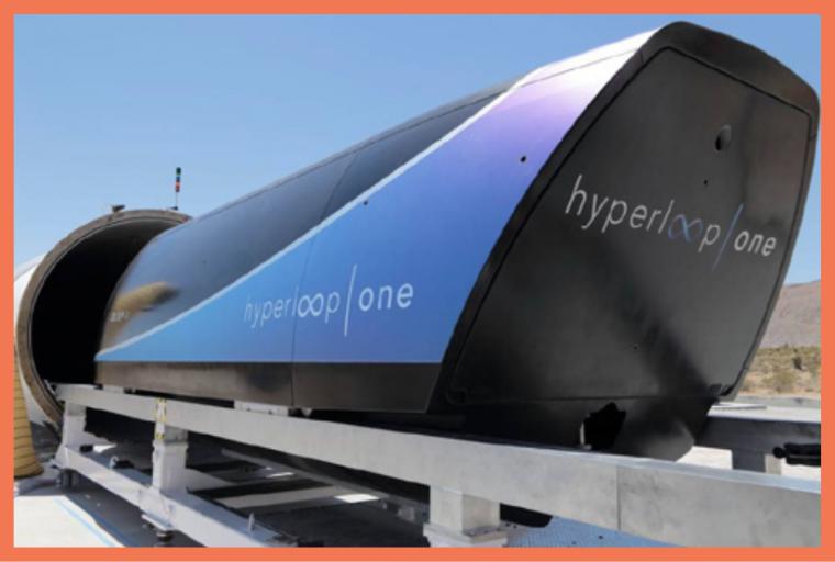 Promo image of Hyperloop One