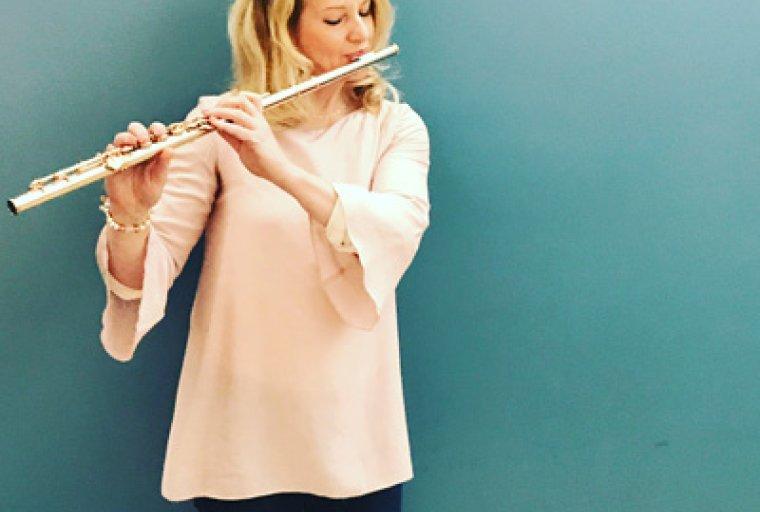 Faculty Recital: Amy Porter, flute