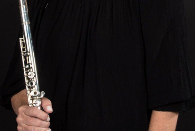 Guest Recital: Ali Ryerson, flute