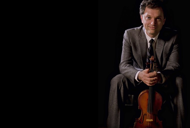 Center Stage Strings Master Class: Aaron Berofsky, violin