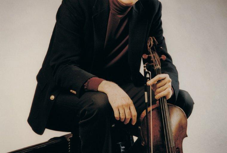 Center Stage Strings Master Class: Yizhak Schotten, viola