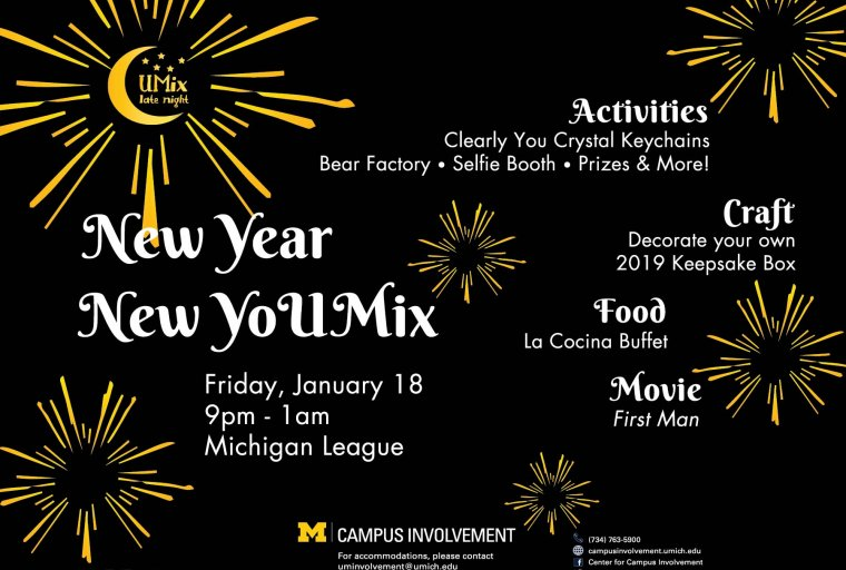 New Year New YoUMix