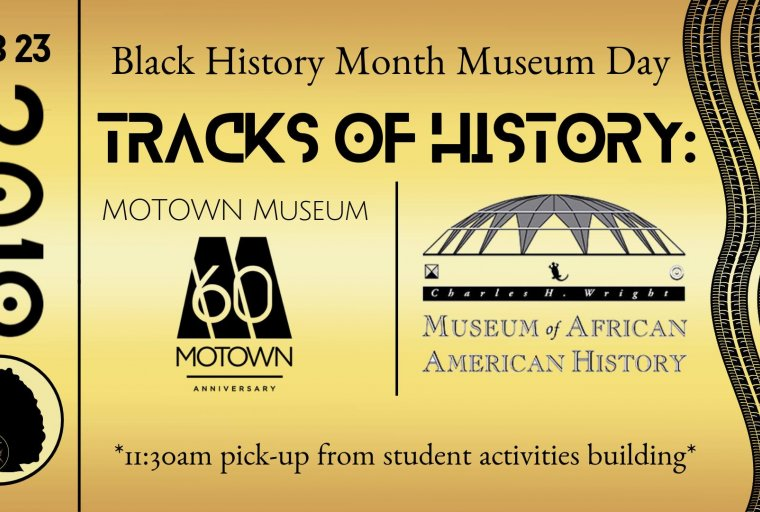 Museum Day Flyer
