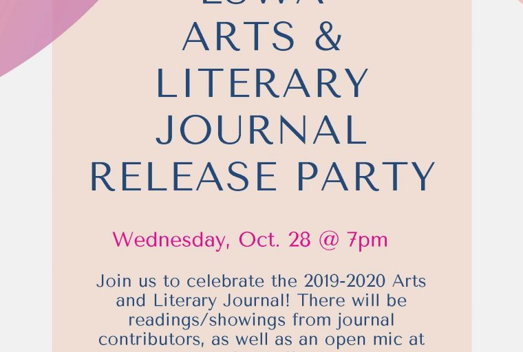 LSWA Arts & Literary Journal Release