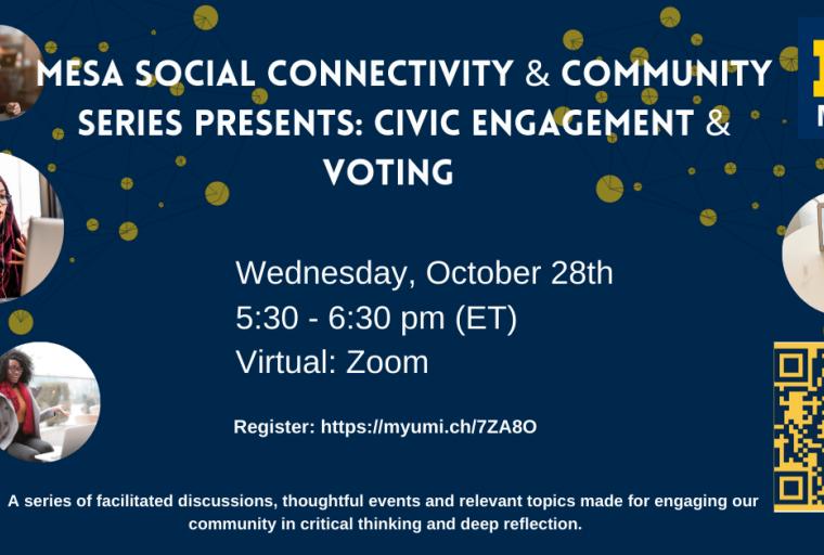 Social Connectivity & Community Series