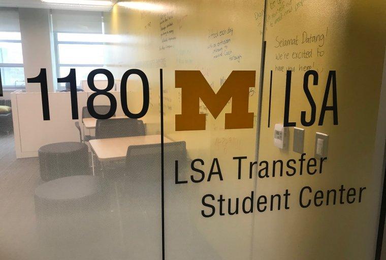Transfer Student Center