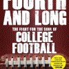 "Bacon's Latest Book Release, ""Fourth & Long"""