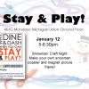 MUG Mondays on 1-12-15, free crafts from 5-6:30pm