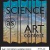 Science as Art logo -- LSA