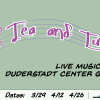Tea and Tunes at the Duderstadt Center