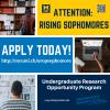 UROP Sophomore Application