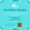 FYE Summer Series Flyer