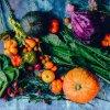 Squash and Fresh Vegetables