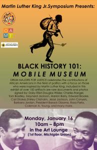 black mobile museum
