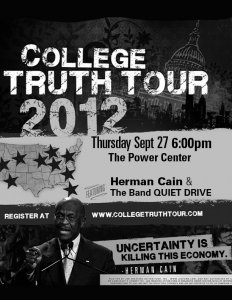 College Truth Tour 2012