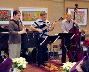 Ann Arbor Klezmer Trio