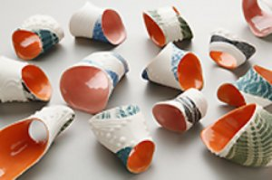 Inside & Out: Fragments & Narratives in Clay by Mari Ogihara