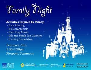 CCI Family Night