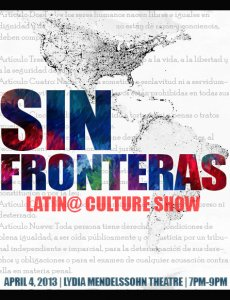 Latin@ Culture Show