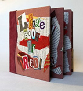 Covered: A Collection of Artist's Books by U-M Book Arts Students