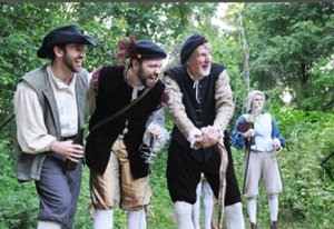 Shakespeare in the Arb Players