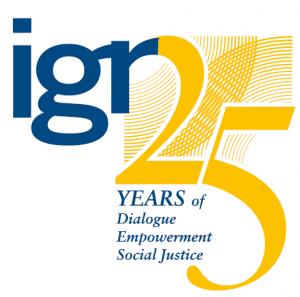 IGR 25th Logo