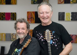 Andy Irvine & Donal Luny