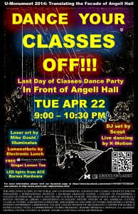 Dance Your Classes Off!