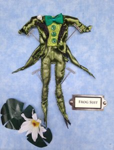 Frog Suit by Missy Orge