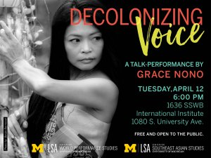 Grace Nono event