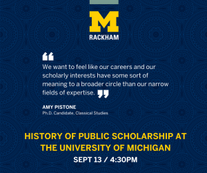 Public Scholarship quote