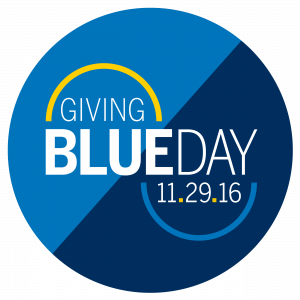 Giving BlueDay Logo