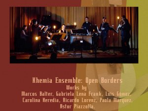 En Español: Sounds of the Hispanosphere Guest Recital: Khemia Ensemble