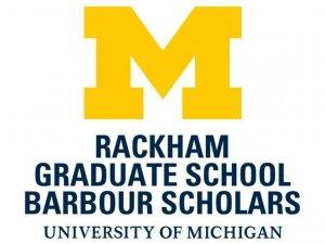 Barbour Scholar Rackham logo