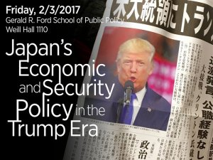 Japan's Economic and Security Policy in the Trump Era