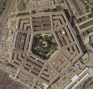 pentagon satellite