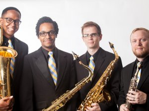 M-Prize Laureate Residency Guest Recital: Kenari Saxophone Quartet