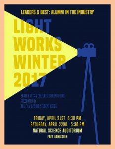 Lightworks poster