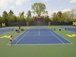 Michigan Women's Tennis vs. No. 23 Mississippi State