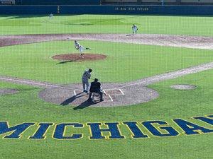 Michigan Baseball vs. Michigan State