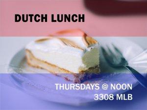 dutch lunch graphic