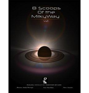 8 Scoops of Milky Way