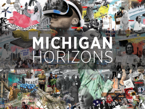 Michigan Horizons graphic